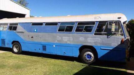 1963 Ansair 34 foot bus