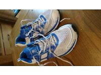 Mens Running Shoes - Karrimor D30 - Excellent Condition