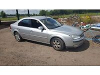 Ford mondeo 2.0 tdci 6 speed 54 plate moted drives well £325 ono