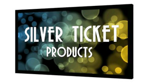 SILVER TICKET BRAND 150 INCH PROJECTOR SCREEN 16:9
