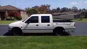 1995 holden rodeo Long Jetty Wyong Area Preview