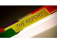 ' Primary School Reports To U ' If you would like an independent subject report I can help