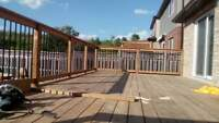 Hi I have a business which I make fence and decks