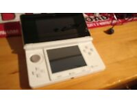 Nintendo 3DS with 2GB SD Card (Used)