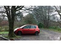 Renault Scenic Available for scrap - ASAP