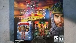 jeux age of empire , the age of kings, and conquerorsexpansion Saguenay Saguenay-Lac-Saint-Jean image 2