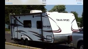 Roulotte RVision Trail Sport 2013