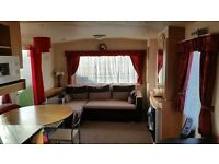 3 bed Martello beach caravan park in Clacton On Sea Essex
