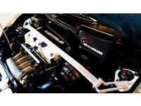 Gruppe-M carbon fibre induction kit airbox Honda Civic EP3 Type-R K20a2 Integra DC5 not Tegiwa M