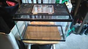 selling 10 gallon reptile cage