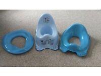 set baby potty training