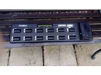 Digitech Controller One peddle board, excellent condition and working perfectly.