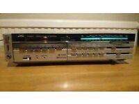 JVC R-E600L stereo cassette receiver