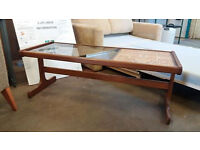 Rectangular GPLAN coffee table