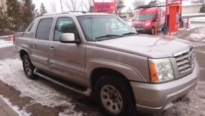2004 Cadillac Escalade EXT Pickup Truck AWD Low KM