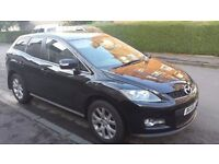 Jan 2009 Mazda cx7 cx 7 2.3 4x4 1 Year MOT Full Service History 2 Owners