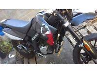 Lexmoto str 50cc enduro 2012