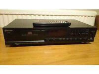 Sherwood CD-3020R CD player