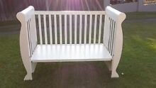 Sleigh style toddler day bed Kellyville The Hills District Preview