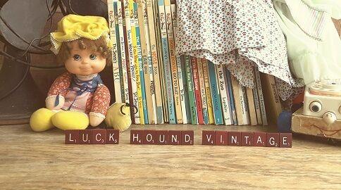 Luck Hound Vintage