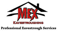 Mex Eavestroughs, soffits and fascia