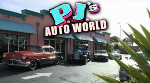 PJs Auto World