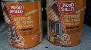 Fence & Deck Exterior Oil Stain