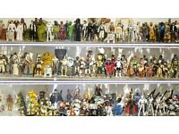 WANTED Action Figures & Collectables!