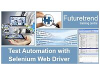 Software Testing Automation Training. Learn Selenium Beginners to Advanced & BDD with Cucumber
