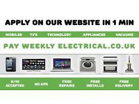 PAY WEEKLY ELECTRICAL - Mobile Phones TV's Laptops Tablets Kitchen Appliance's Vacuum's And more…