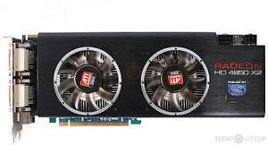 ATI RADEON 4850x2 - 1GB (VIDEO CARD)