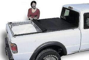 Tonneau Cover - Soft Rolling Fits 00-10 Dakota 5.5 Box