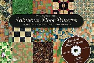 NEW Fabulous Floor Patterns: With CD by S F Cook