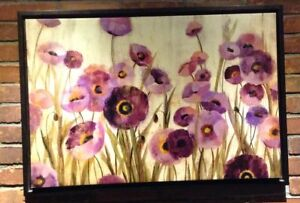 Gorgeous printed framed fabric for sale