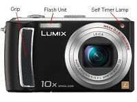 Panasonic TZ 4 Lumix camera
