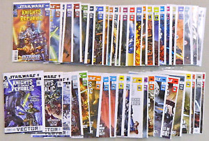 Comic Book Star Wars Knights Of The Old Republic #0-50