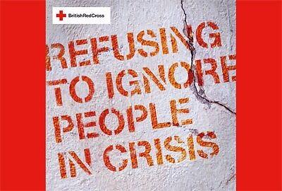 *IMMEDIATE START* Door to Door Fundraising for the British Red Cross - £8.50 - £12.00p/h