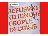 *IMMEDIATE START* Door to Door Fundraising for the British Red Cross - £8.50 - £12.00p/h