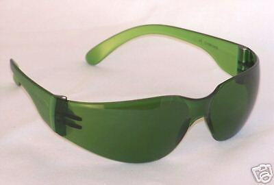 Chirons Wraparound Welding Safety Glasses Ir3 S28gr3
