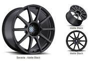 Black BMW Rims