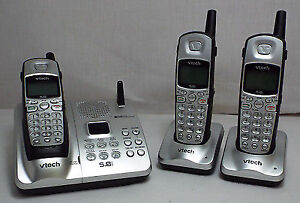 3 Extension Cordless Home Phone and Answering Machine.