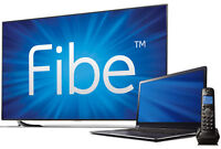 Bell Fibe Internet 25Mbps Unlimited Data upload and download $39