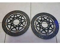 Suzuki gsxr1000 k3 k4 discs