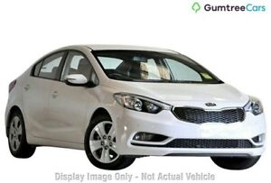 2014 Kia Cerato YD MY15 S White 6 Speed Sports Automatic Sedan Ringwood East Maroondah Area Preview