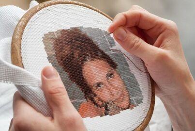 Alina's X-Stitch