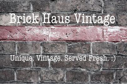 Brick Haus Vintage