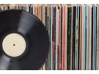 Old Vinyl record collection for sale for a reasonable price!!