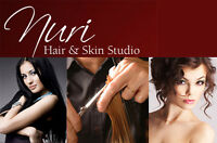Nuri Hair Studio Full-Time Hair Stylist, Barber and Assistance