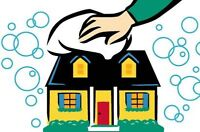 Seeking regular house cleaning services