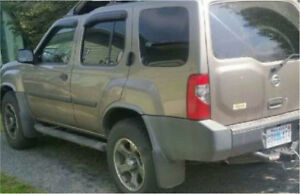 Nissan Xterra SUV just in time for winter! Truck / Ladder frame